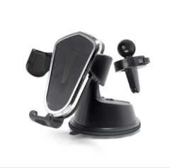 car mobile phone  support bracket  stand black 10*9.5 cm