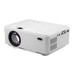 4 Inch 1080P High Definition WIFI Projector RD-813  airplay Eshare Miracast white 22*15*10 cm