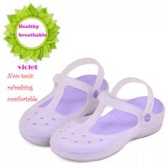 Summer 2019 Ladies Garden Sandals Violet 39