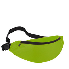 Fanny Pack for Women Men Waist Bag Colorful Unisex Waistbag Belt Bag Zipper Pouch Packs green one size