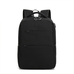 Backpack School Bags for teenager Men Women School Backpack USB Charging Laptop Business Backpacks black 42cm* 26cm *16cm