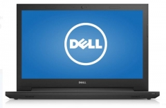 Dell 3552 intel celeron N3060, 2.4ghz. 4gb ram, 500gb harddrive  Laptop black, 15.6 inch