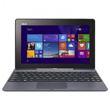 Asus H100TAF Laptop: Intel Celeron, 1/500GB, 1.3GHz,  Windows 10 (No odd) - Gray, 10.1 Inch