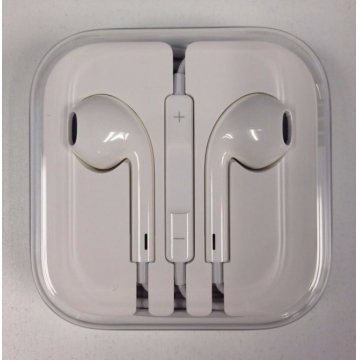 Brand New Headset Earpods Earphone For iPhone 5 5S 5C 6 6 Plus Free Shipping white