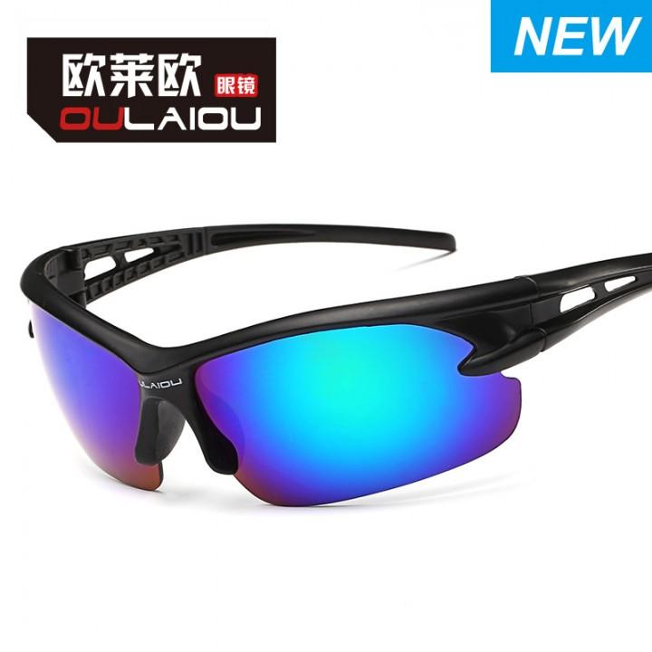 Brand Polarized Polarised Sports Glasses Sets New Mens Travel Sunglasses Gafas de sol lunettes C1 3015
