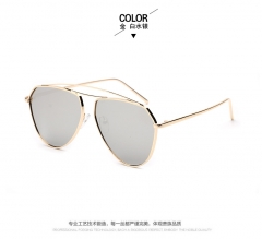 Sport Sunglasses Men Reflective Coating Square Sun Glasses Women Brand Designer 1 S151