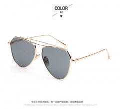 Sport Sunglasses Men Reflective Coating Square Sun Glasses Women Brand Designer 2 9047