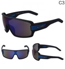 Sport Sunglasses Men Reflective Coating Square Sun Glasses Women Brand Designer 3 ANT01