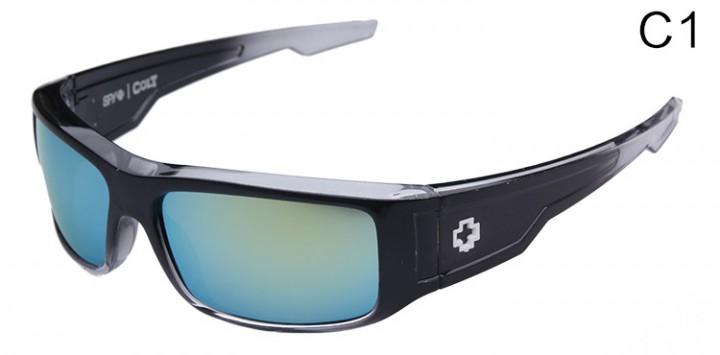 Sport Sunglasses Men Reflective Coating Square Sun Glasses Women Brand Designer 1 HL2011