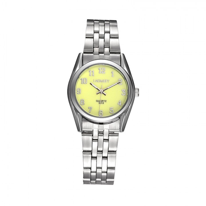 2017 New Fashion  Watch Steel Automatic Stylish Classic  Wristwatch waterproof watch Green