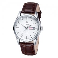 Men watch Luxury Brand Watches BOSCK Quartz Clock Fashion belts Watch wristwatch waterpoor NO.1