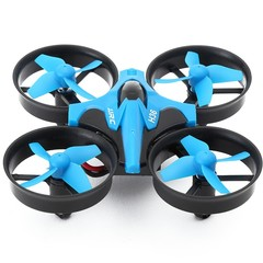 Quadcopter Drone 2.4GHz 4CH 6-Axis Gyro 3D Flip Headless Mode Remote Control RC Helicopter Kids Gift