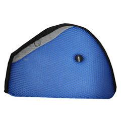 Car Child Kids Safety Cover Shoulder Seat belt holder Adjuster Car Seat Strap Protector Blue Normal