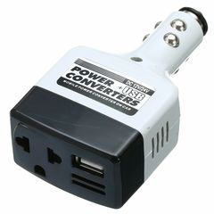 Car Charge Charger Adapter USB Inverters DC 12V/24V to AC 220V Power Converter For Car Electronics