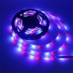 Led Strip RGB Color Changing Flexible Led Strip Light Kit  44key IR Remote Controller for Decorative Multicolor 5M 4.8W / M