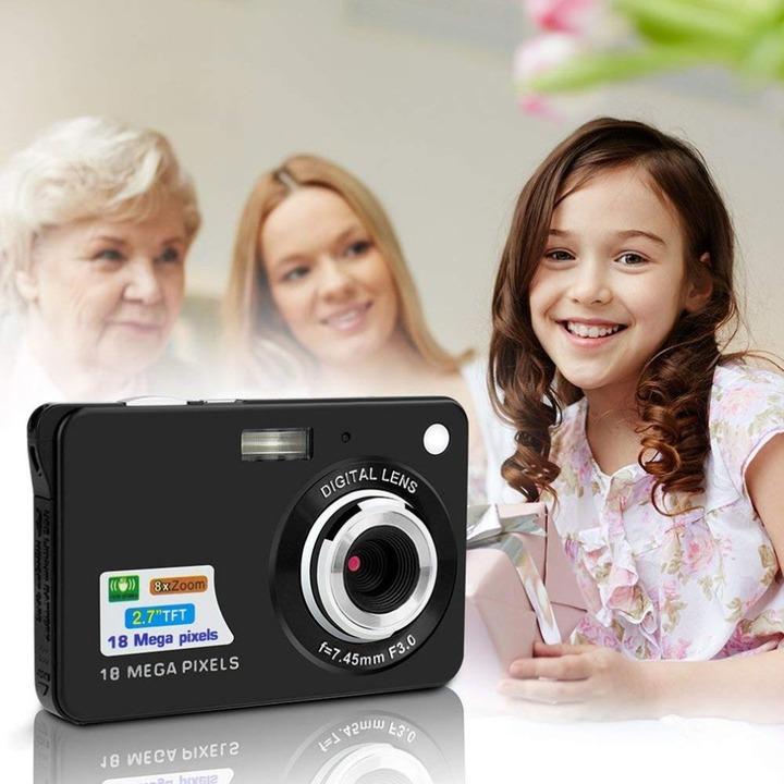 2.7 inch Ultra-thin 18 MP Hd Digital Camera Children's Camera Video Camera Digital Students Cameras
