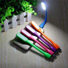 Hot Selling USB LED Lamp,led light, Computer, Charging Treasure Suitable, Portable, High Brightness black 17cm 1.2w