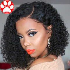 5 color Synthetic Wigs New Fashion Hair Wigs Women Wigs Hair  Wave 18inch Small Headgear black 18 inch