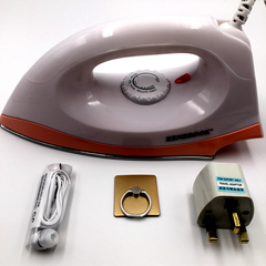 New Household Multifunctional Iron.5 Gear Regulation.1000W.Household Appliances Pink