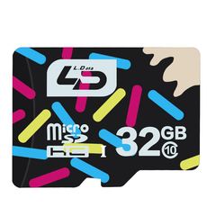 LD-16GB.32GB.Class 10.Version 3.0.Maximum Speed 80M/s.Smart Card.TF.Mobile Accessories as shown LD 32GB 80mb/s