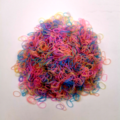 150-200pcs Hair Tendons For Children And Adults.Fashion.Beautiful.0818Accessories & Tools color big