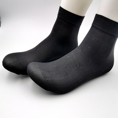 Men's Breathable Socks, Comfort, Leather Shoes, Sports Shoes, Sandals Are Applicable.0014 black normal normal