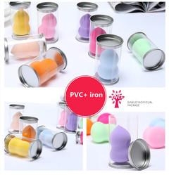 1Pcs Gourd Makeup Puff Beauty Foundation Powder Sponge Cosmetic Puff Tool For Women Randomly Ship Multicolor random