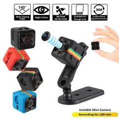 SQ11PRO Mini Camera 1080P Car DVR Security Camcorder small cam Support Hiden TFCard(Random Color)