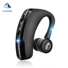 CANTONS V9 Handsfree Wireless Bluetooth Earphones Noise Control Business Bluetooth Headset with Mic