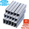 Vileed 1000pcs Heavy Duty Staples Extra Large for Industrial Paper Stapler Office School Stationery silver 23/13