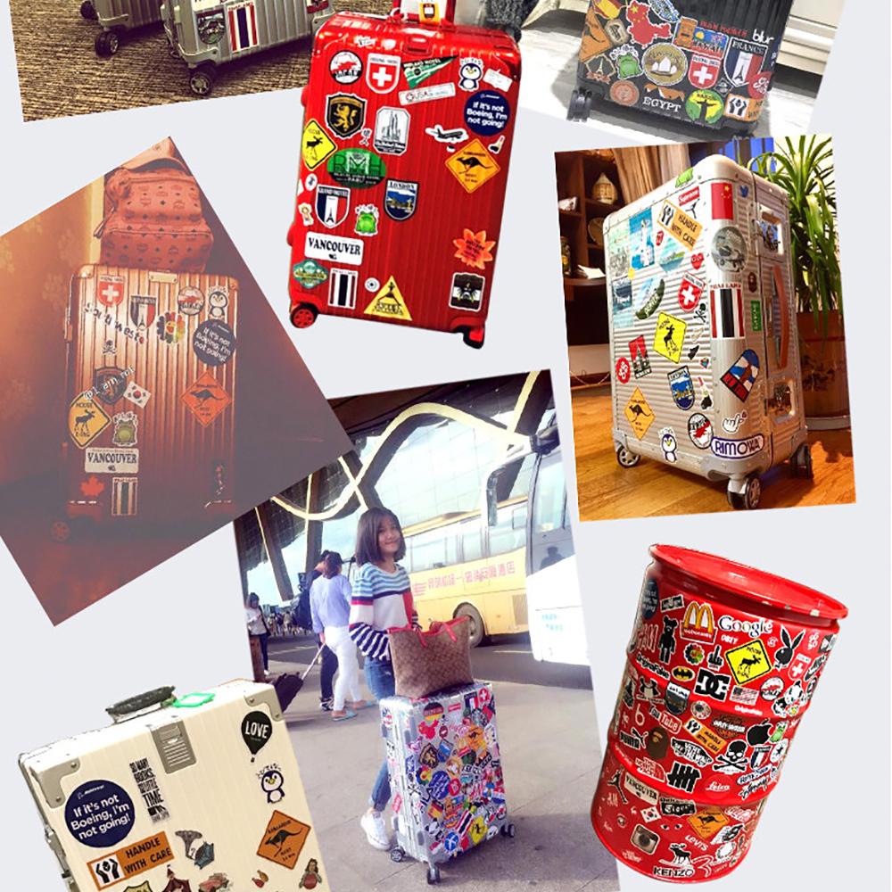 50PCS Style Graffiti Stickers DIY Luggage Laptop Skateboard Car Motorcycle Bicycle Stickers 50pcs/set 16