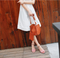 Women shoes round head sandals shallow mouth high heel cool feet ring toe women's sandals pink 37