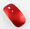 2.4G Wireless Mouse USB Optical Wireless Computer Mouse 2.4G Receiver Super Slim Mouse red