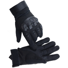 Army fan tactical gloves all refers to outdoor riding long finger fitness dumbbell training gloves black m
