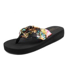 2estfashion Mimi lady slipper  summer non-slip thick bottom clip drag sandals in the heel black 34