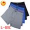 Promotion 3 Pack Hot Sale Men's Cotton Underwear Stretch Boxer Briefs Wear Random Colors 5 pcs random colors XL