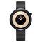 Shengke Dress Female Watch Women Metal Mesh Fashion Clock Vintage Design Ladies Watch Luxury Brand black one size
