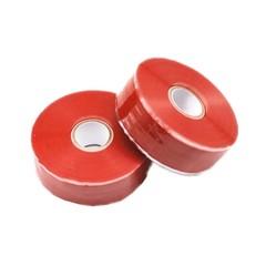 Pressure Resistant Professional Easy Apply Portable Pipe Repair Self Waterproof Sealing Leakproof Red 3m*25mm*1mm