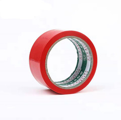 1 Roll Color Sealing Tape OPP Packing Tape  Carton Box Sealing Packaging Tape Office Adhesvie Tape Red 48mm*50y