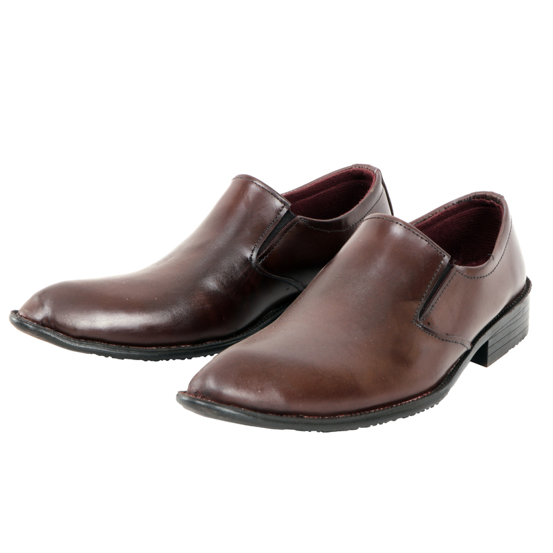 8f2c2c40625 Classic Leather Official Formal Shoes; Men Office Shoes Brown 6 Leather