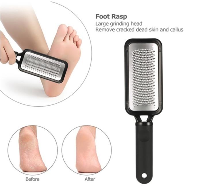 Foot repair tool Durable abrasive hard skin removal foot grinding product foot file skin care