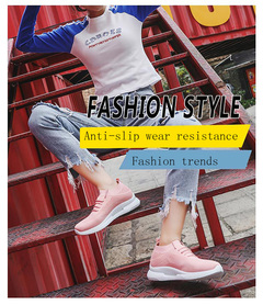 Women's shoes 2019 new women's low-rise flying weaving leisure sports flat-bottomed red shoes white 36 yards