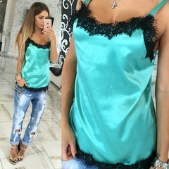Sexy New Arrival Casual Style Women Sleepwear woman clothing WomenTop Summer Style Sexy blue s