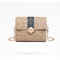 Made in China straw bag female wild chain small square bag handbag ladies bag 1 one size