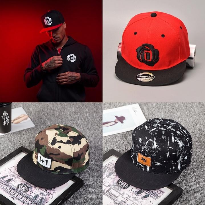 American baseball Hat Ross Rose Basketball Cap Summer Snapback Caps Men Women Fashion Adjustable Hat 1# one size