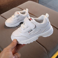 New brand fantastic infant tennis baby girls boys sneakers hot sales baby casual shoes footwear white 21