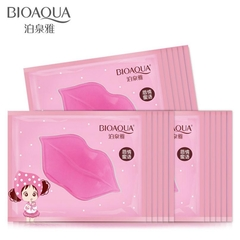 BIOAQUA Lipstick nursing hydrating mask 10 PCS repair to remove line lip liner collagen lip film a