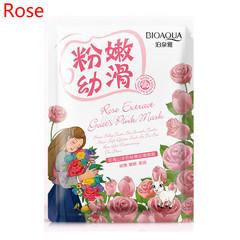 BIOAQUA 1Pcs Bright skin moisturizing and repairing aging contractive pore Rose