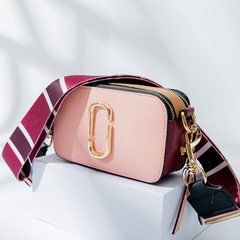 High Quality Leather Woman Shoulder Bags Female Luxury Handbags Women Bags Designer Crossbody Bag pink one size