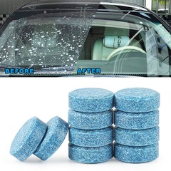 LOONFUNG  Car Windshield Glass Washer Cleaner Compact Effervescent Tablets  20PCS/LOT one color 20PCS